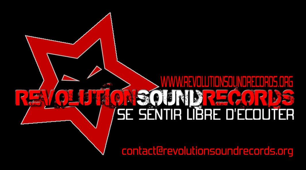 Revolution Sound Records