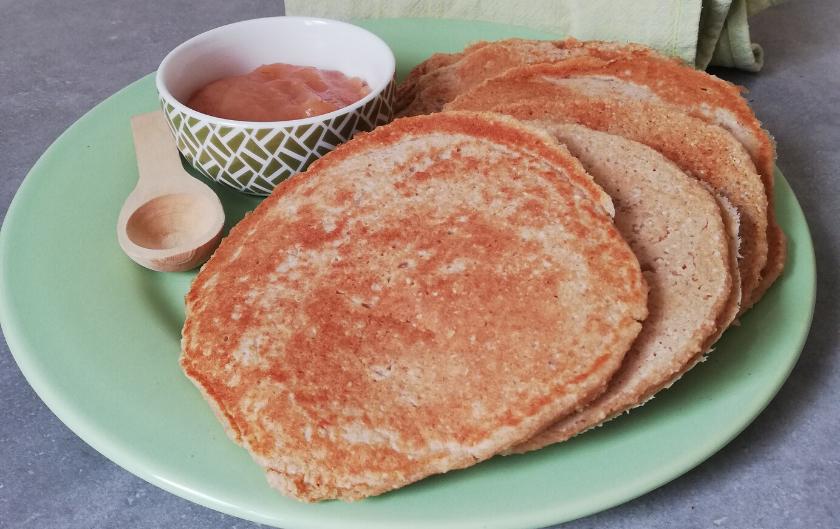 Recette pancakes vegan moelleux faciles