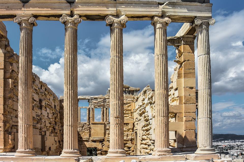 GRECE - Le Parthénon L34Dp