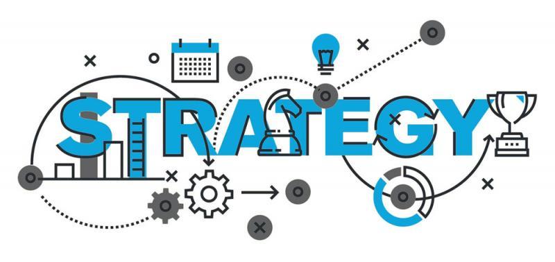 الاستراتيجية على مستوى الاهداف والوسائل