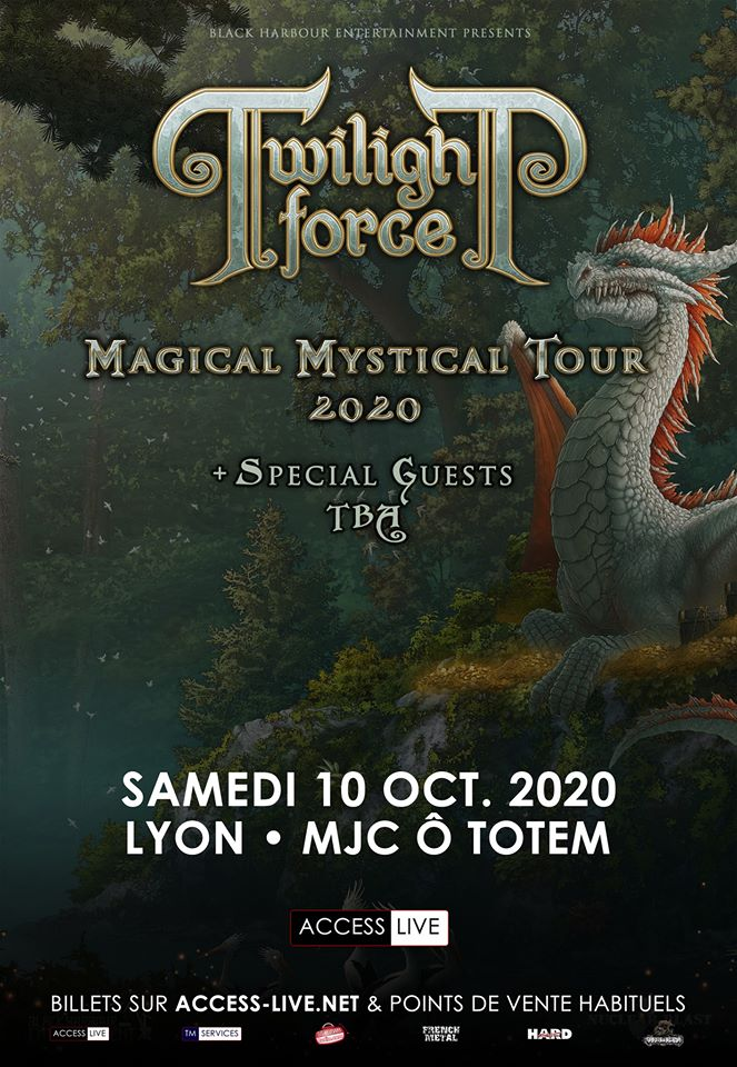 TWILIGHT FORCE [Rillieux - 69] > 16-10-2021