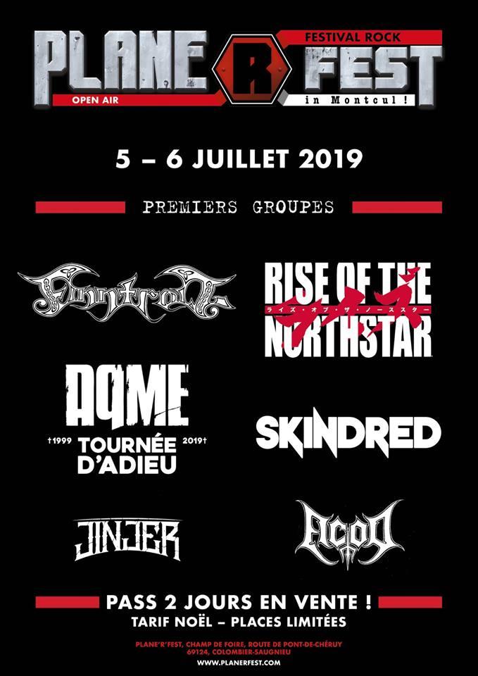PLANE R FEST [Colombier-Saugnieu - 69] > 05-07-2019