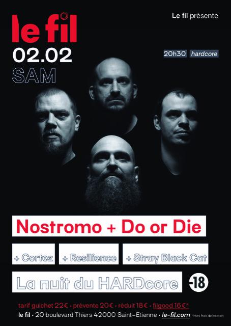 NOSTROMO [St-Etienne - 42] > 02-02-2019