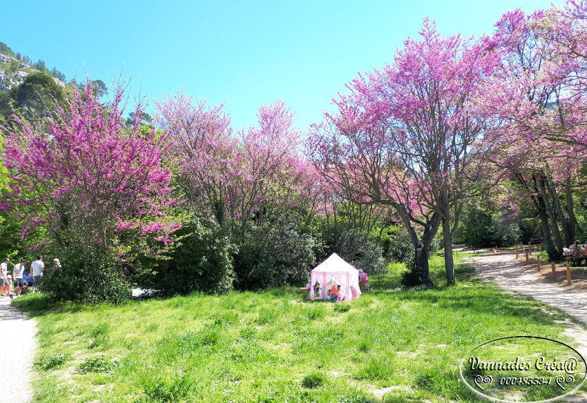 """La Vallée de St Pons """" La Vallée Rose """" à Gemenos Bouches du Rhône ♥♥♥ NdVOg"""