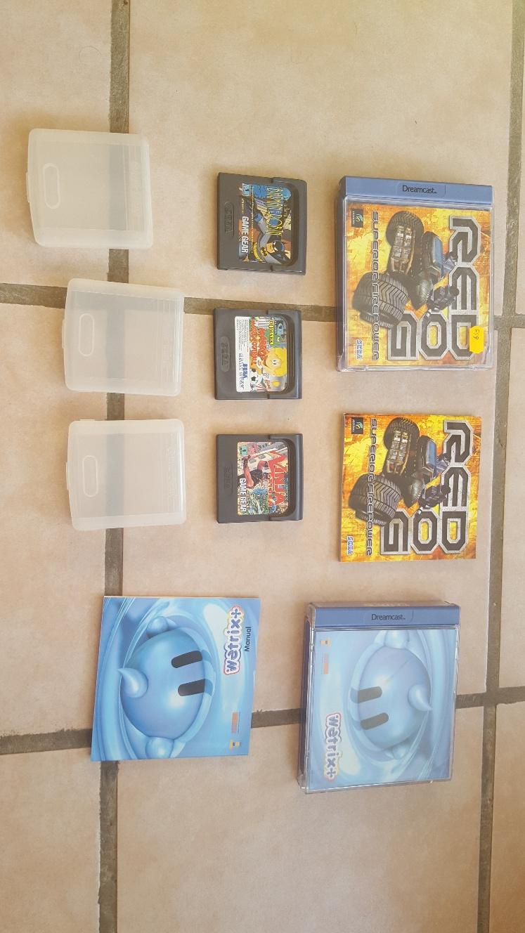 [Estim] Jeux loose Game Gear (Batman et Robin) et Dreamcast NnXZG