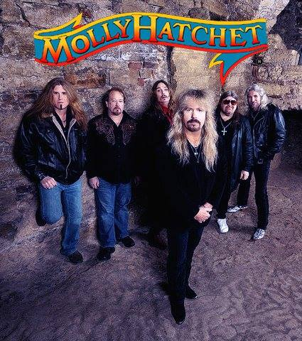 MOLLY HATCHET [Lyon - 69] > 22-12-2018