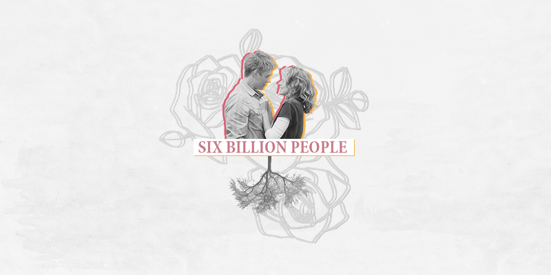 Six billion people