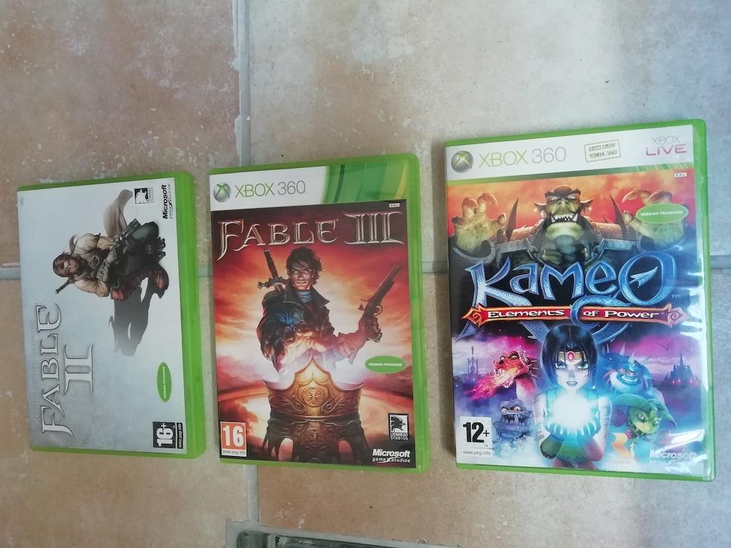 Jeux de Xbox fat, 360 et One! PAeOb
