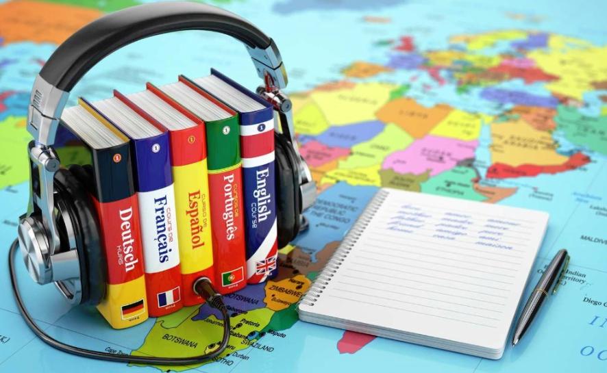 اتقان اللغات