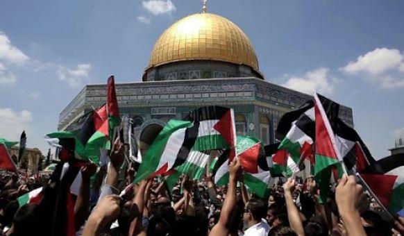 خطة واحدة ستنتصر هي خطة الشعب الفلسطيني