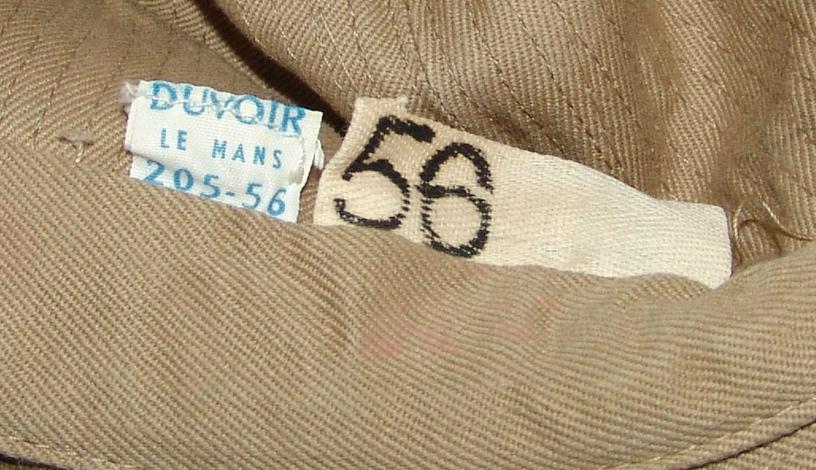 Chapeau de brousse Armée de l'Air PmAYk
