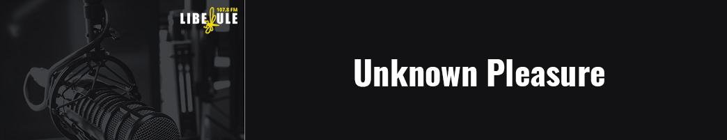 Unknown Pleasure