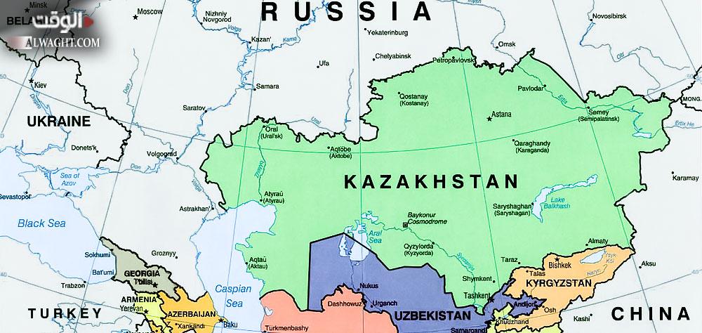 تأثير جيوبوليتيك منطقة آسيا الوسطى على جيواستراتيجيات الدول الكبرى