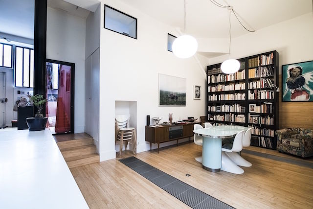 Location loft contemporain paris lieu atypique v nement - Location loft soiree ...