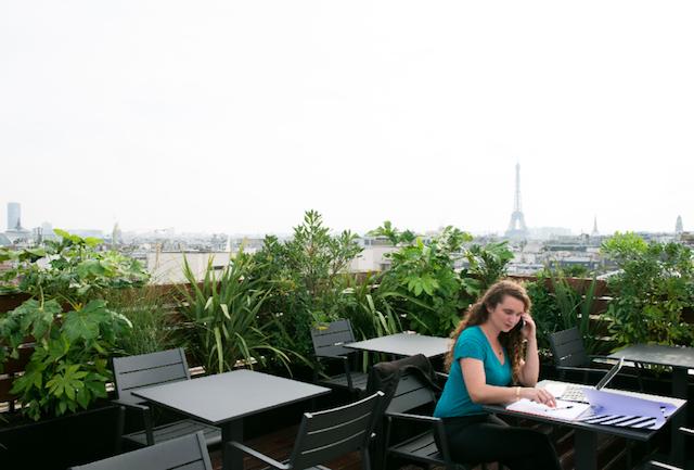 lieu inspirant séminaire paris