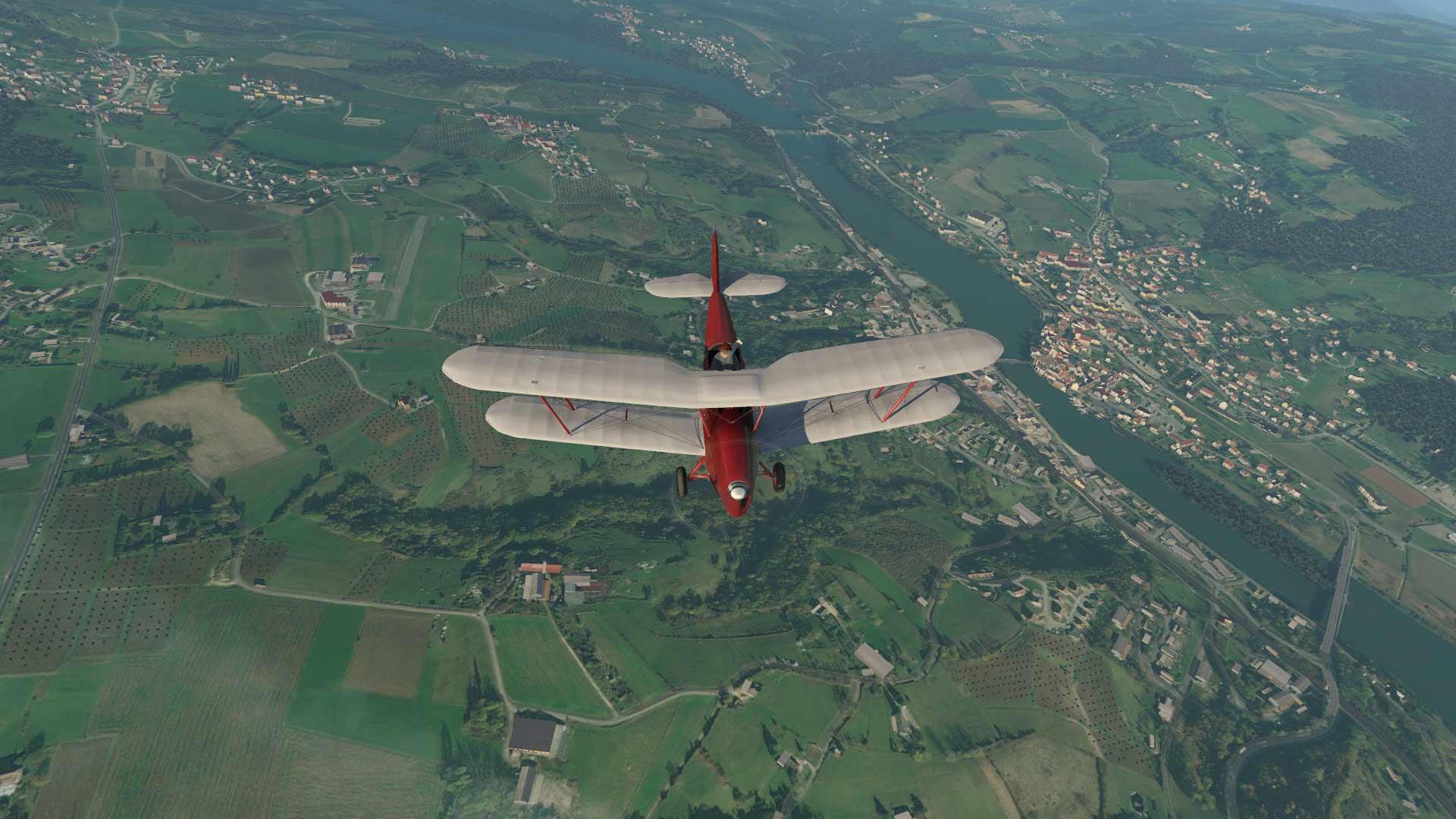 Macon / Grenoble VFR RGgmO