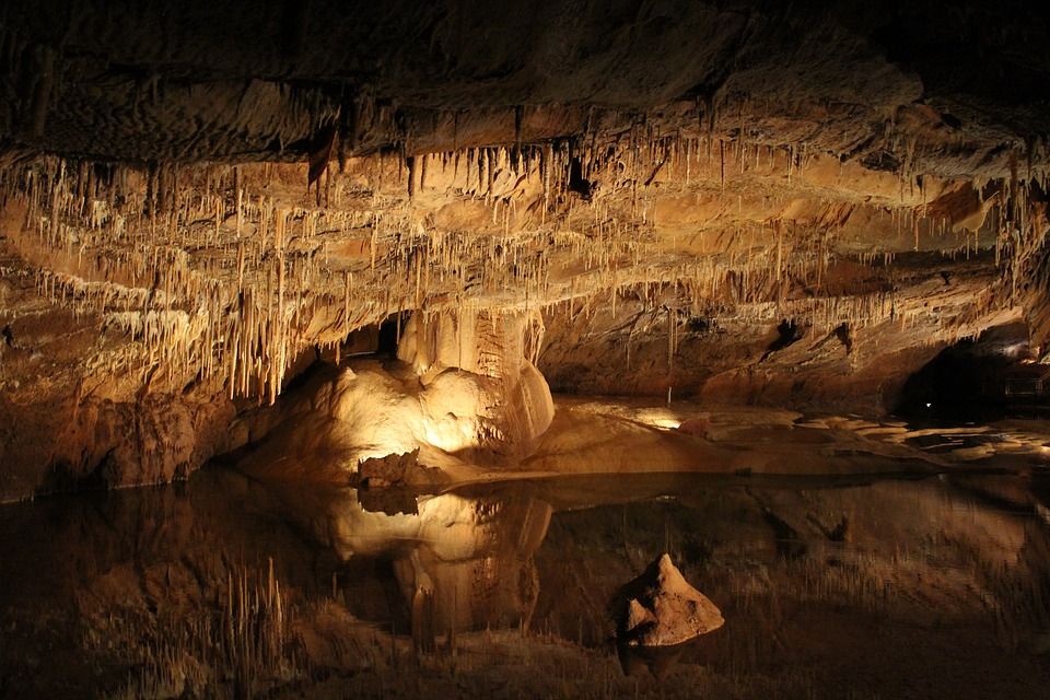 Les grottes  RoOXV