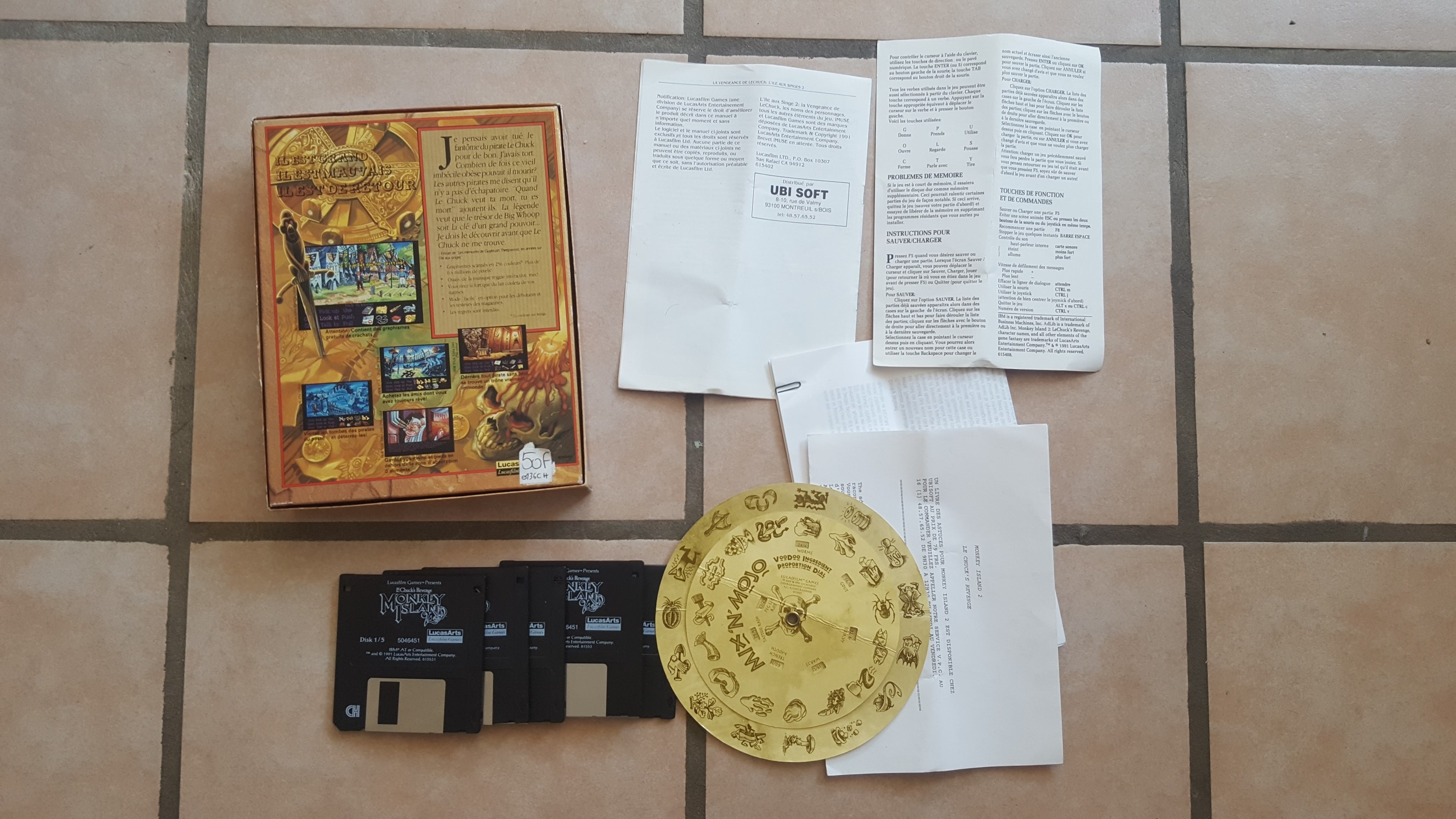 Vente ordinateurs et jeux Atari, Amiga, Amstrad et PC MAJ 20/01 - Page 6 V0DY1