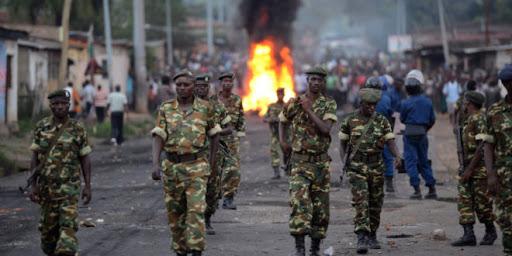 الصراع الدولى : دراسة حالة رواندا وبوروندي