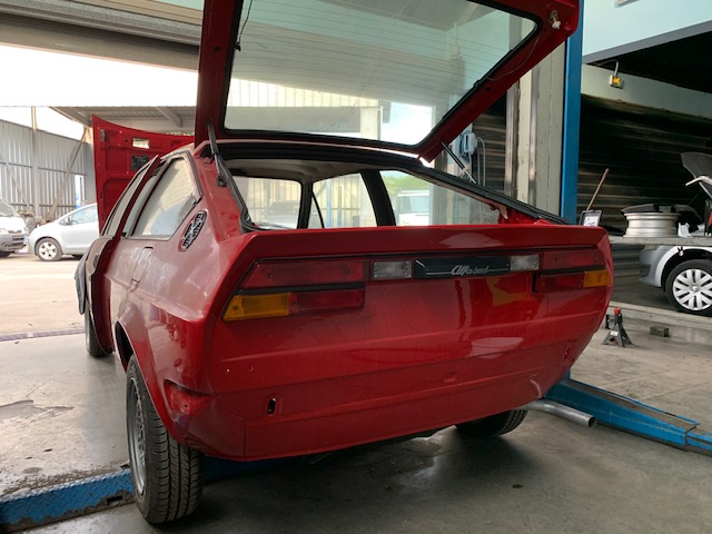 Alfasud Sprint Veloce  - Page 4 VEAPy