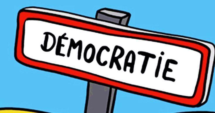 مرتكزات التحول الديمقراطي