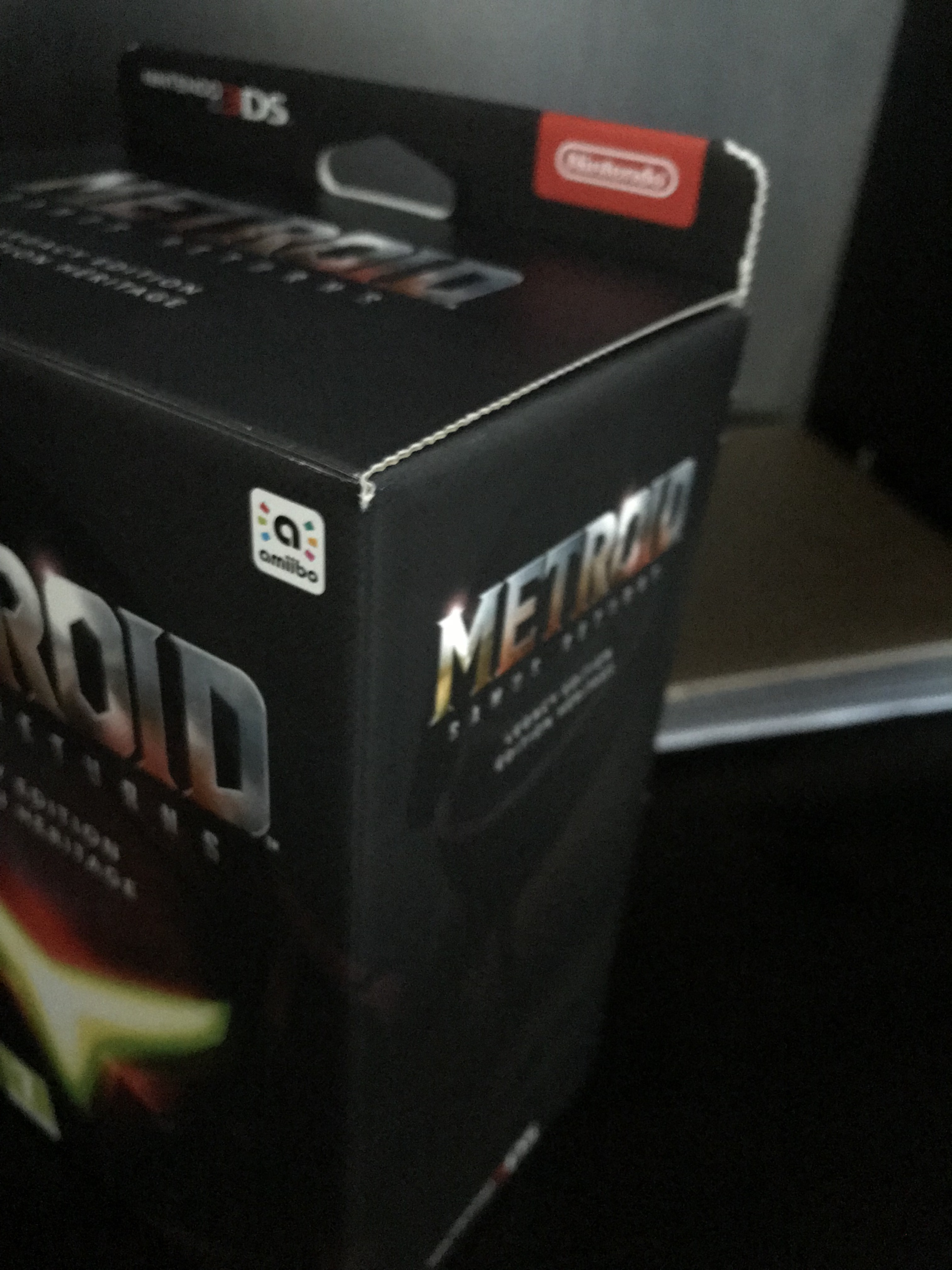 [VENDU] Metroid Samus Return 3DS collector VQQb7