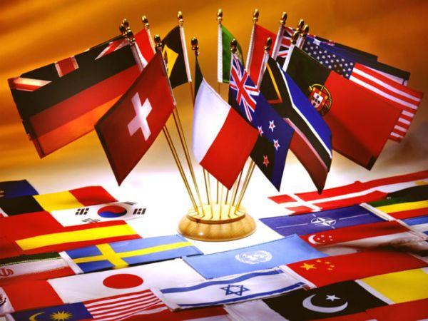 القانون الدولي والعلاقات الدولية