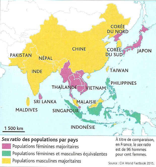 carte asie du sud et de l est Cartes Asie du sud et de l'est – Page 2 – dHG