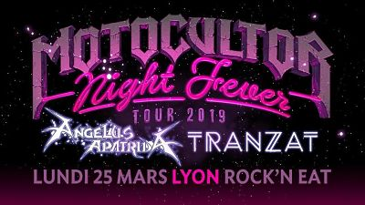 MOTOCULTOR NIGHT FEVER [Lyon - 69] > 25-03-2019