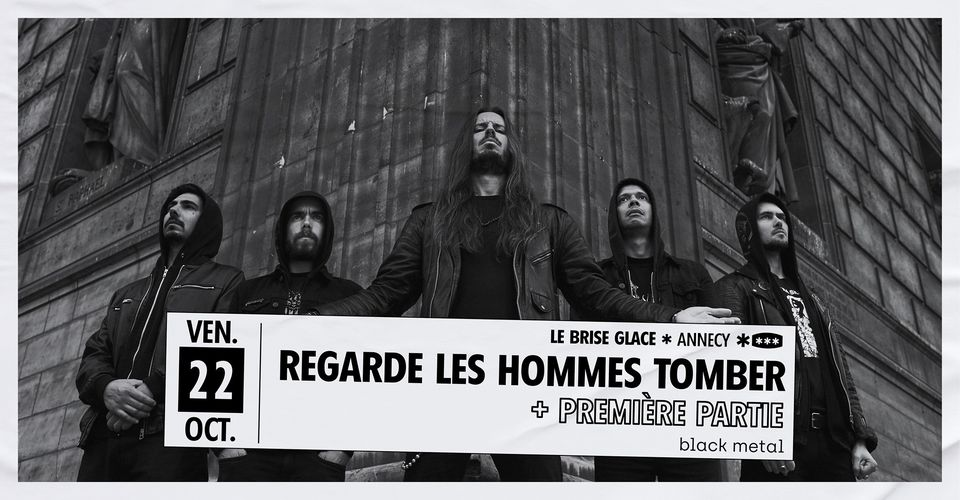 REGARDES LES HOMES TOMBER [Annecy - 74] > 22-10-2021