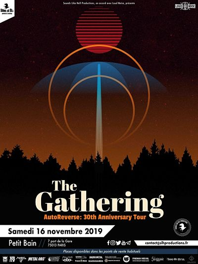 THE GATHERING [Paris - 75] > 16-11-2019