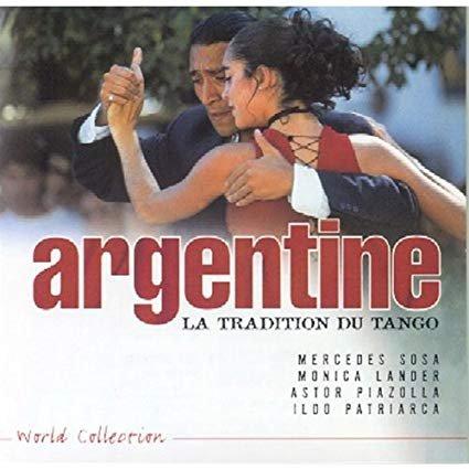 Argentine -La Tradition du Tango (1999) Flac