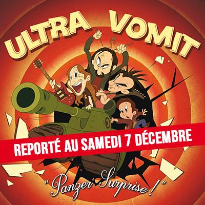 ULTRA VOMIT [Caluire - 69] > 07-12-2019
