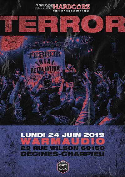 TERROR [Décines - 69] > 24-06-2019