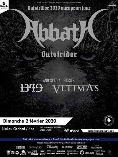 ABBATH [Lyon - 69] > 02-02-2020