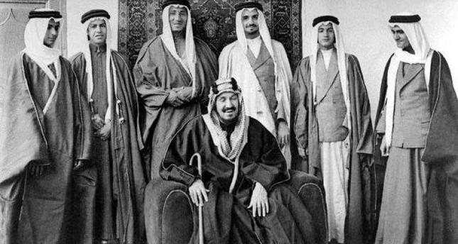 سياسة ابن سعود تجاه القضية الفلسطينية 1917 – 1953