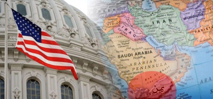 الاستراتيجية الامريكية في الشرق الأوسط – دراسة حالة العراق