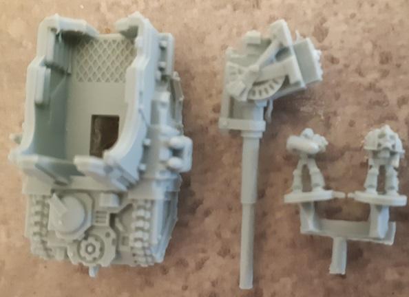 Figurines EPIC X1eAV