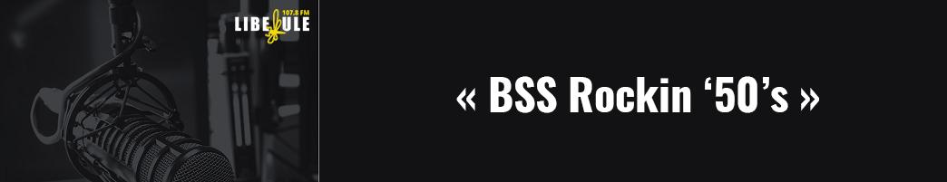 "BSS ""Rockin'50s"""