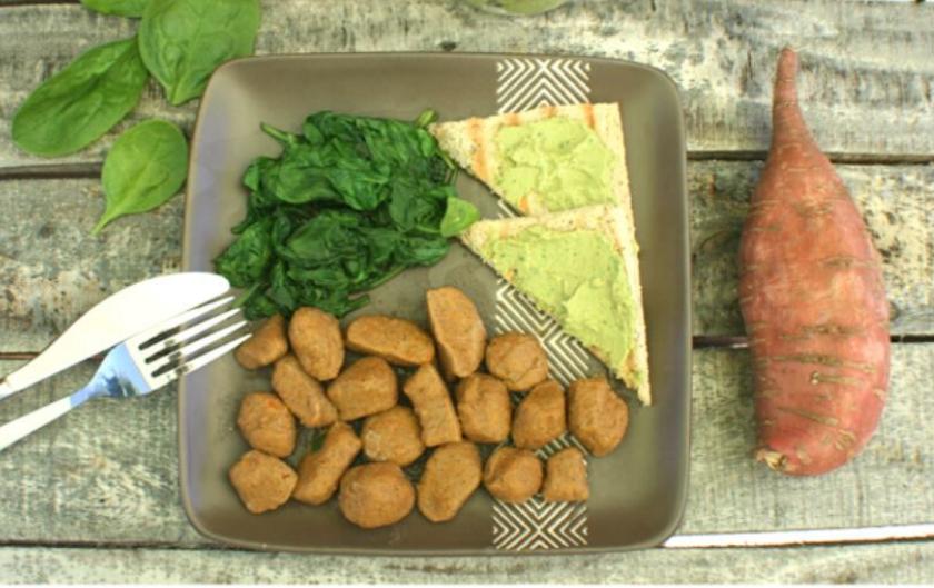 Recette vegan végétale et sans gluten de gnocchis faciles et rapides