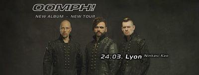 OOMPH! [Lyon - 69] > 24-03-2019