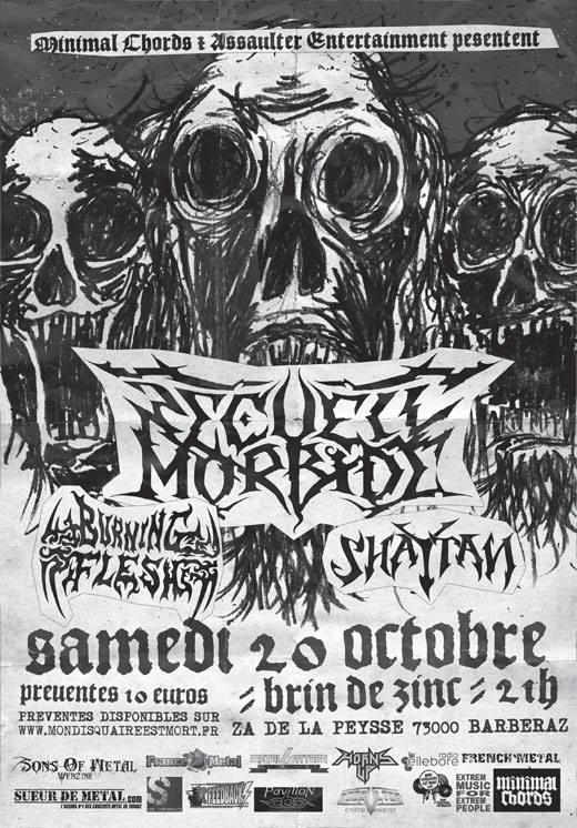 RECUEIL MORBIDE [Chambéry - 73] > 20-10-2018