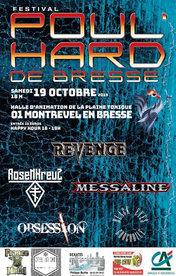 POUL'HARD DE BRESSE [Montrevel-en-Bresse - 01] > 19-10-2019