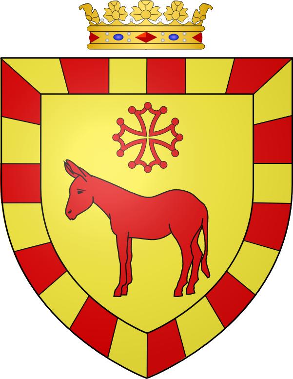 Armoirie de la Province de Catalogne