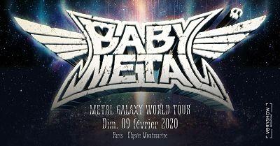 BABYMETAL [Paris - 75] > 09-02-2020