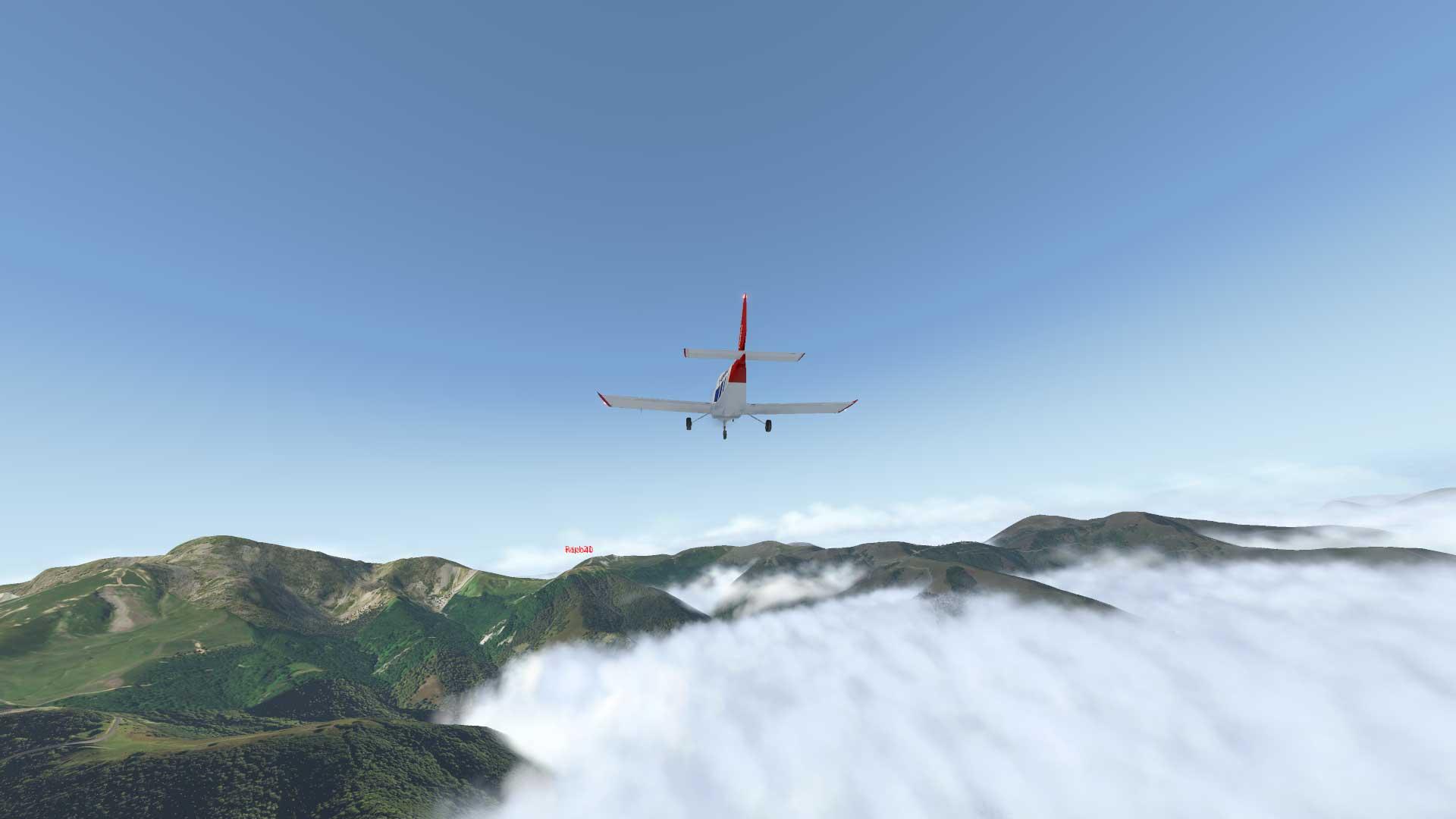 FSX-France Air Vintage YQewR