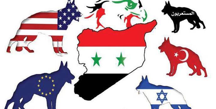 الازمة السورية في ظل الواقعية الجديدة