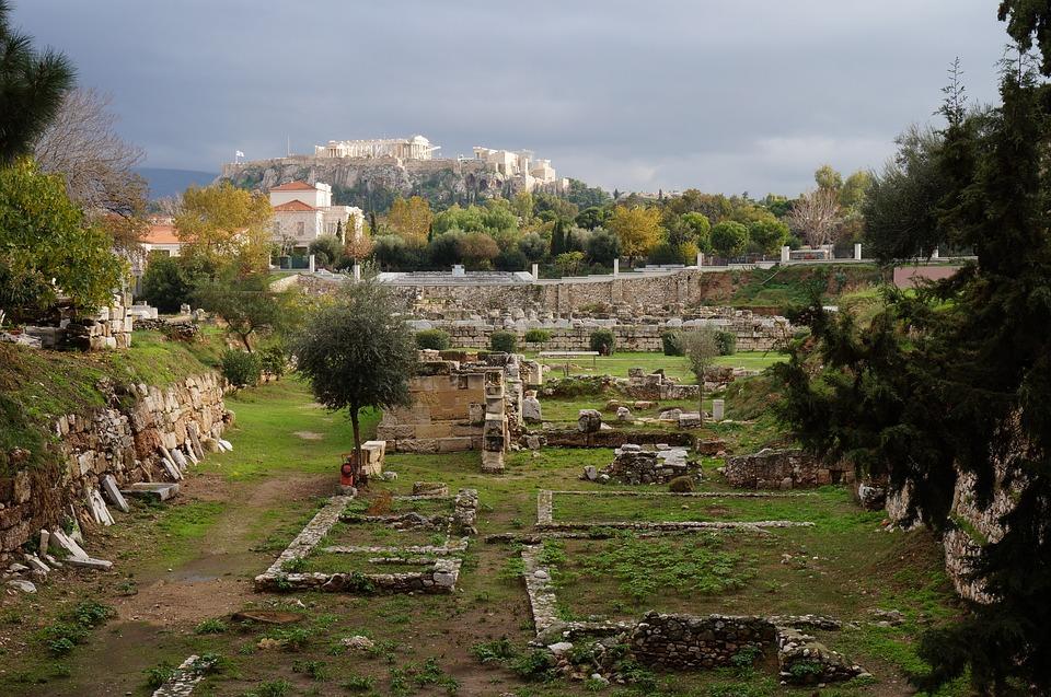 GRECE - Le Parthénon YoaRP