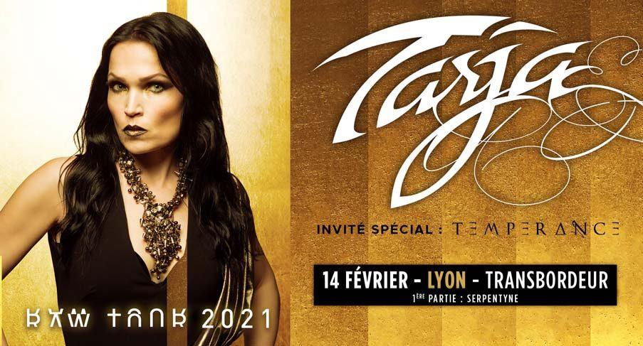 TARJA TURUNEN [Lyon - 69] > 14-02-2021