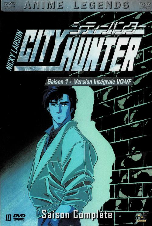 City Hunter - l'intégrale (saison 1)